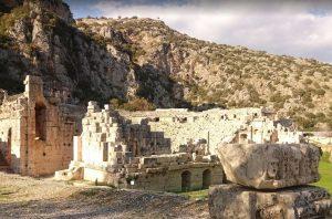 Kuburan Batu Myra