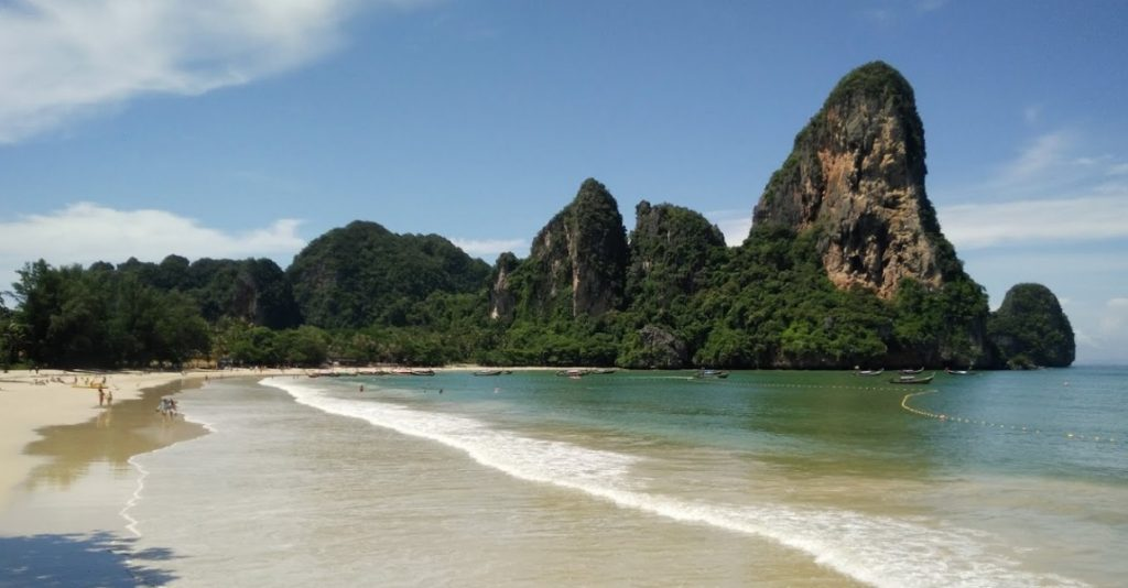 Pantai Railay Thailan